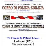 Ladispoli: Corsi di Formazione ANASPOL-DiCCAP