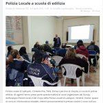 Corso di Polizia Edilizia Anaspol e Diccap per la PL a Ladispoli