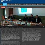 Sabaudia (LT): Corso di formazione per le Polizie Locali pontine