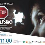 CONTRO IL BULLISMO, EVENTO A ROMA CON MARCO BAUFFALDI