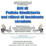 Guidonia (RM): un altro corso di formazione ANASPOL
