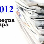 Rassegna Stampa 2012