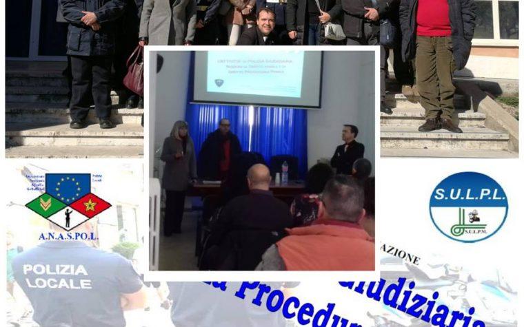 Grande partecipazione al Corso di PG a Villa s. Giovanni in Tuscia (VT)