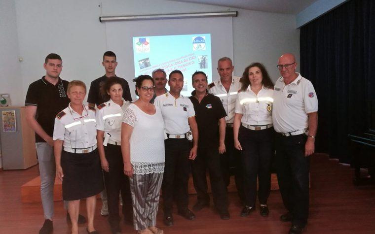 Corso di self defence alla Polizia Locale di S. Felice Circeo