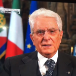 Coronavirus, in diretta TV il Presidente Mattarella ringrazia anche le Polizie Locali