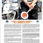 Bici-Sicura, il decalogo ANASPOL – SULPL pubblicato dai media di tutto il Lazio