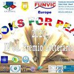 ANASPOL tra gli organizzatori della IV Ed. Booksforpeace 2020