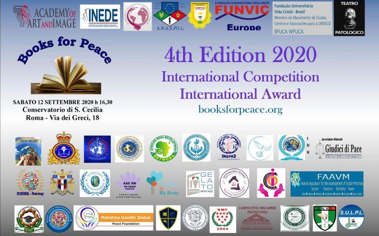 Books for Peace 2020 Grandi novità