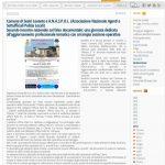 Corso sul Falso documentale in Liguria