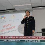 Corso Anti-truffa agli anziani al Liceo Primo Levi di Roma