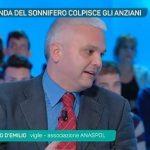"""Truffe agli anziani:Intervento dell'ANASPOL alla trasmissione """"Tagada"""" di LA7 sulla tematica"""