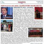 ANASPOL, riconoscimento per il Presidente Marchetti