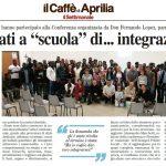 Progetto ANASPOL-Diocesi di Albano Laziale sull'integrazione degli immigrati