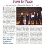 ANASPOL con Books for Peace su L'Esercente