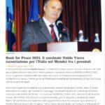 ANASPOL, con il Books for Peace 2021 su L'inchiesta