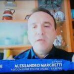 L'ANASPOL A TV2000 SU MONOPATTINI E SICUREZZA STRADALE